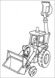 scoop bob the builder coloring pages coloring pages