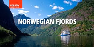 Location Of Norway On World Map by Norwegian Fjords U2013 Since 2 5 Million Years Before Present