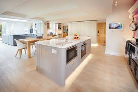 curve craft curved cabinet doors kitchens and islands sutton bonnington 02 by curve craft