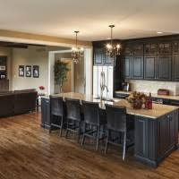 Triangle Kitchen Island Divine Modern Kitchen With Side By Side Design Combined Light