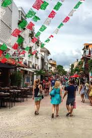 Playa Del Carmen Map Best 25 Playa Del Carmen Shopping Ideas On Pinterest Playa Del