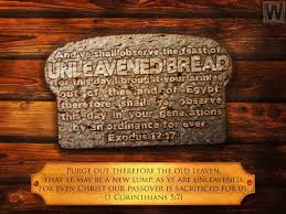 unleavened bread for passover unleavened bread jesus our redeemer and bread of