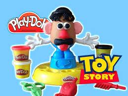 Potato Head Kit Toy Story Play Doh Potato Head Disney Pixar Toy Story Sr Cabeça