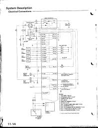 fuses honda integra 1998 4 g workshop manual
