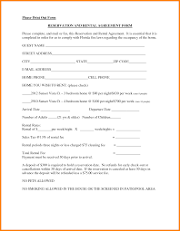 sample texas residential lease agreements