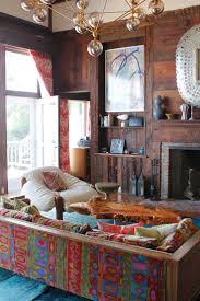 gypsy living room livingroom bohemian chic furniture style boho gypsy house