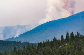 Wildfire Near Missoula by 1 400 Acre Wildfire East Of Eureka Forces Evacuations Flathead