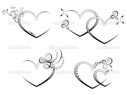 heart border tattoo tattoo ideas pinterest tattoo and piercings