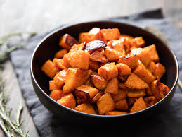 brown butter rosemary roasted sweet potatoes recipe serious eats
