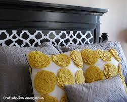 gray u0026 yellow bedroom inspiration