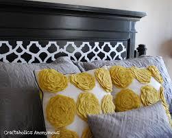 gray yellow bedroom inspiration