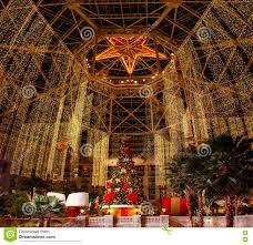 main hall in gaylord texan resort grapevine texas usa december