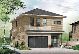 house plans for narrow lots with front garage nonsensical 1 modern narrow lot house plans with front garage rear