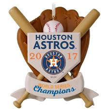 houston astros 2017 world series ornament keepsake ornaments