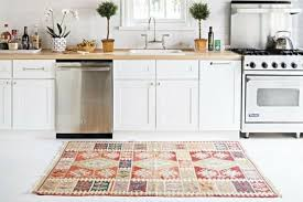 Kitchen Area Rug How Kitchen Area Rugs Will Add Color And Elegance To Your Kitchen