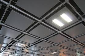 easy steps follow for installing drop ceiling lights
