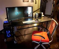 popular of photographers desk setup charming home design ideas