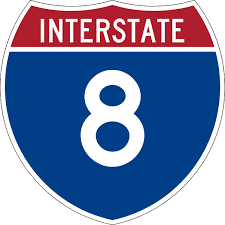 Interstate 8