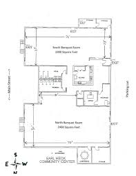 Community Center Floor Plans by Earl Heck Community Center Human Services Englewood Oh