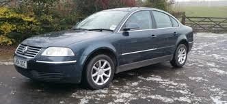 volkswagen passat silver vw passat 1 9tdi 130bhp highline fantastic car w fsh heated