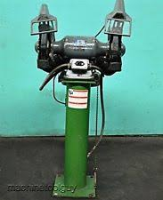 Bench Mounted Buffer Pedestal Buffer Business U0026 Industrial Ebay