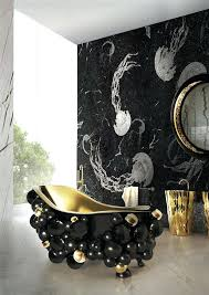 decorative bathroom ideas black bathroom decor 2fl me