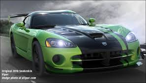 when was the dodge viper made the 2017 dodge viper special editions
