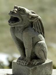 babygoyle gargoyle sculpture architectural ornament cast