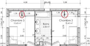 plan chambre bébé dessiner des plans fonctionnels conseils thermiques