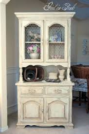 painted dining room hutch ideas decorate buffet display built in