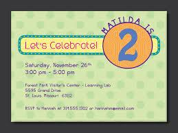 Birthday Invitation Words 2 Year Old Birthday Invitation Wording Dolanpedia Invitations Ideas