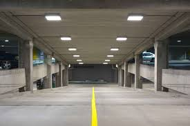 Garage Ceiling Light Fixtures Two Important Benefits Of Led Parking Garage Lighting Relumination