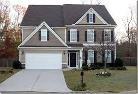 exterior paint colors sw latte and portabello behr swiss coffee