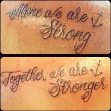 thigh quotes tattoos mine and my cousins tattoos colby case tattoos pinterest