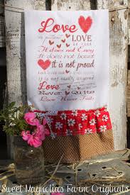 sweet magnolias farm sweet magnolias farm valentine towels and
