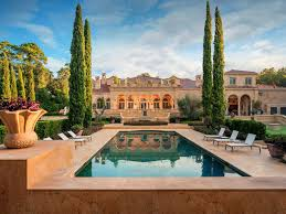 neoclassical chateau style estate in texas youtube