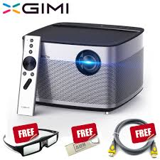 china home theater xgimi h1 full hd projector free 16g u disk 1pc active 3d glasses