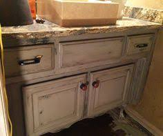 Distressed Bathroom Vanities How To Distress Bathroom Cabinets Nrtradiant Com