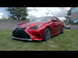 2015 lexus rc 350 review 2015 lexus rc 350 f sport review lotpro com