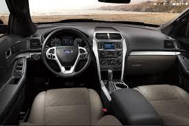 Ford Explorer 2016 Interior 2015 Ford Explorer Gets