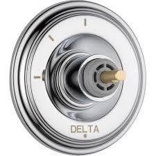 delta faucet t11897 lhp cassidy polished chrome diverter delta faucet t11897 lhp