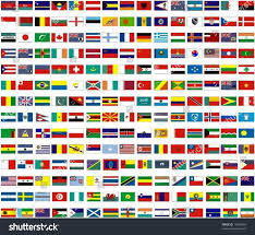 Flags Of Countries Flags All Countries World Stock Vector 19695664 Shutterstock