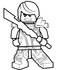 lego ninjago coloring pages for boys coloringstar
