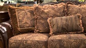 Sofas And Loveseats Sets by Ashley Fresco Antique Sofa And Loveseat Set Youtube