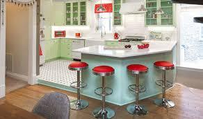 vintage kitchen cabinet makeover this retro kitchen makeover will make you nostalgic for