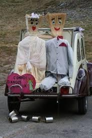 dã co mariage vintage idée déco marige pour l entrée de votre lieu de réception