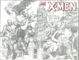 angel on x men sketch cover by toddnauck on deviantart