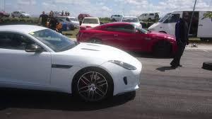 nissan gtr in pakistan jaguar f type r coupe vs nissan gtr r35 youtube