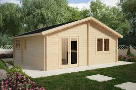 our 7 x 6m log cabin ireland could be a perfect solution for