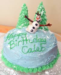 frozen cake ideas themed childrens birthday party pick ease